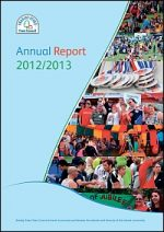 Bradley Stoke Town Council Annual Report for 2012/2013.