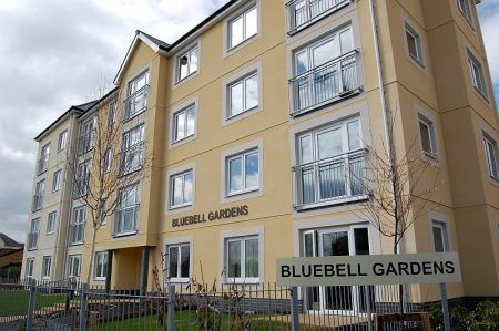 Bluebell Gardens, Savages Wood Road, Bradley Stoke, Bristol.