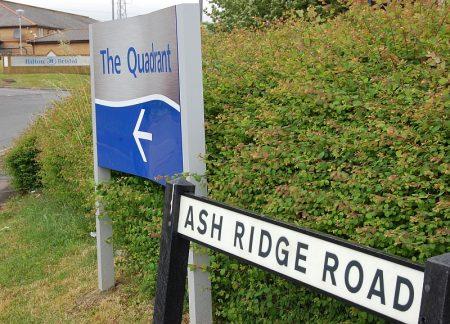Ash Ridge Road, Bradley Stoke, Bristol.