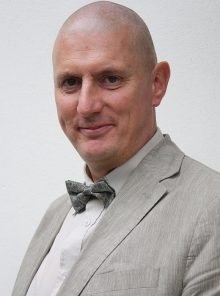 Dave Baker, Executive Head at Bradley Stoke Community School.