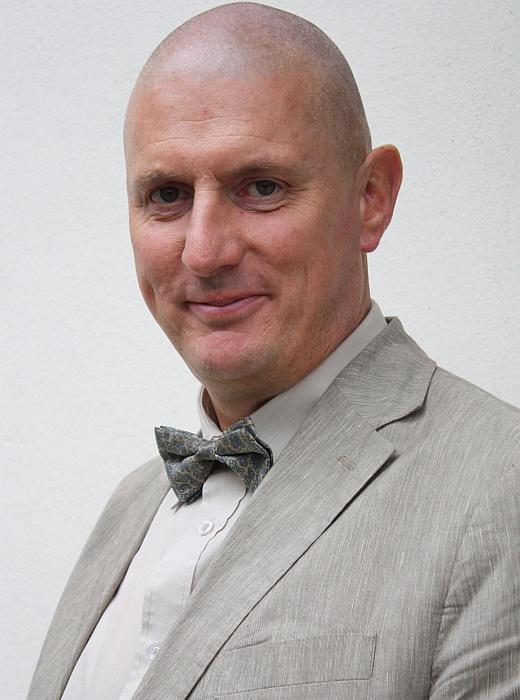 Dave Baker, Executive Head at Bradley Stoke Community School.