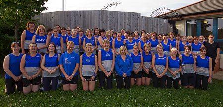 Sole Sisters North Bristol Running Club.