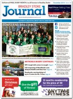 December 2016 edition of the Bradley Stoke Journal news magazine.