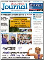 January 2017 issue of the Bradley Stoke Journal news magazine.