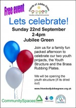 Family Fun event at Jubilee Green, Bradley Stoke.