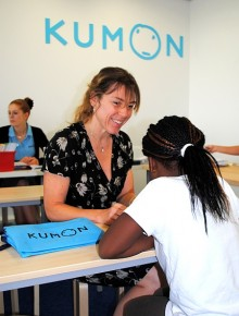 The new Kumon Educational Study Centre in Bradley Stoke.