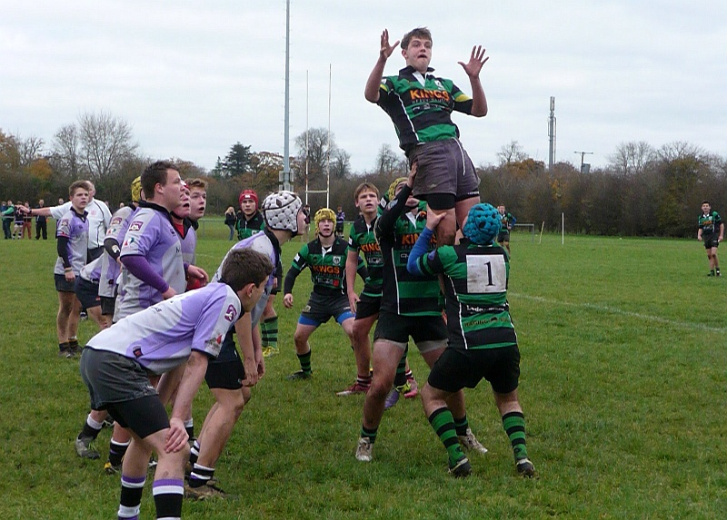 ddc86fb677b Bradley Stoke Journal | St Mary's Under-16s edge through to cup final