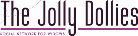The Jolly Dollies social network for widows.
