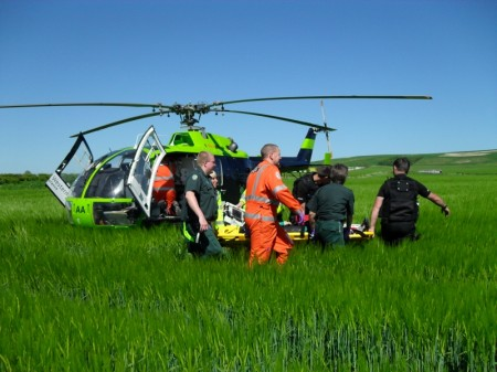 Great Western Air Ambulance.