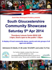 South Gloucestershire Community Showcase 2014.