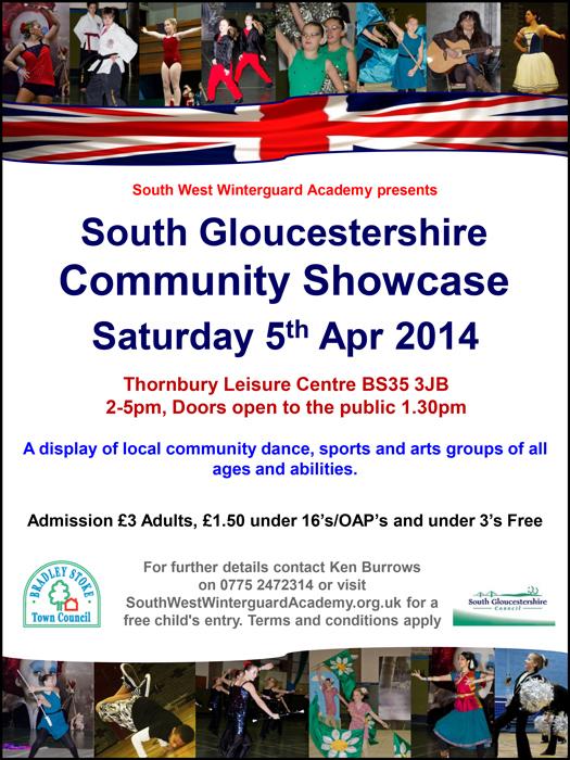 South Gloucestershire Community Showcase 2014.
