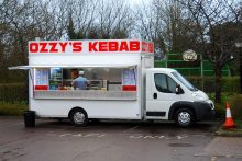 Ozzy's Kebab, Brook Way Activity Centre, Bradley Stoke.
