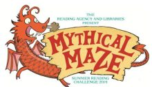 Summer Reading Challenge 2014 - Mythical Maze.