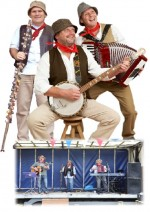The Twerzels - a Wurzels tribute band.