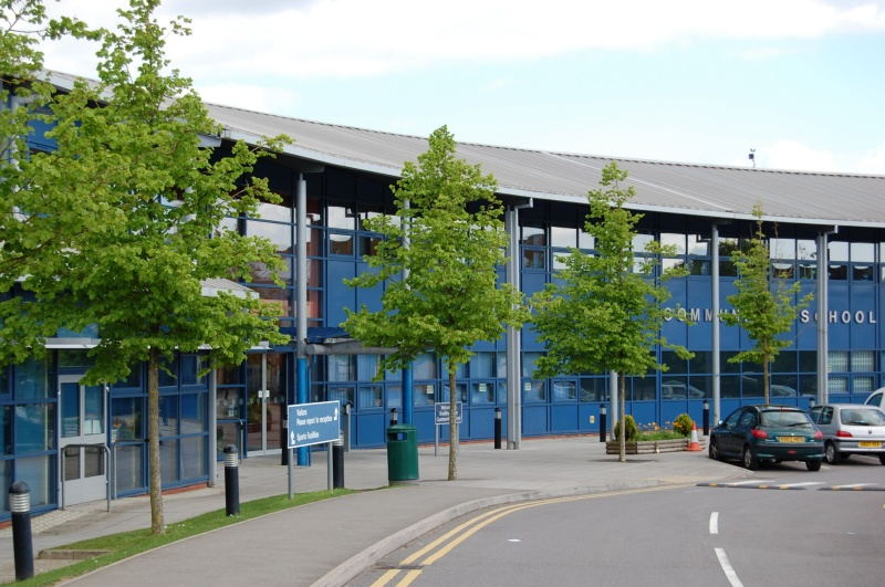 Bradley Stoke Community School.