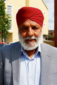 Dr Harmandar Singh Gupta.