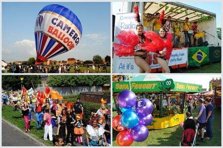 2013 Bradley Stoke Carnival.