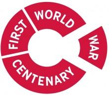 First World War Centenary.
