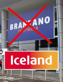 Frozen food specialist Iceland is to open a store at the Willow Brook Centre in Bradley Stoke, Bristol.