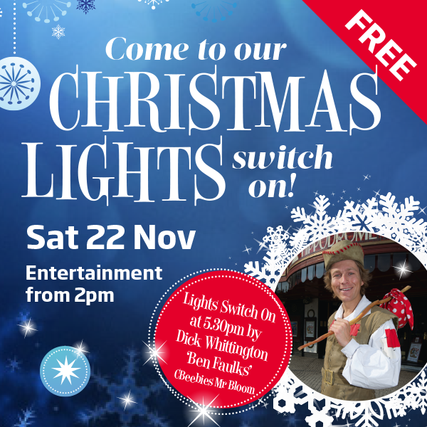 Willow Brook Centre Christmas Lights Switch-On.