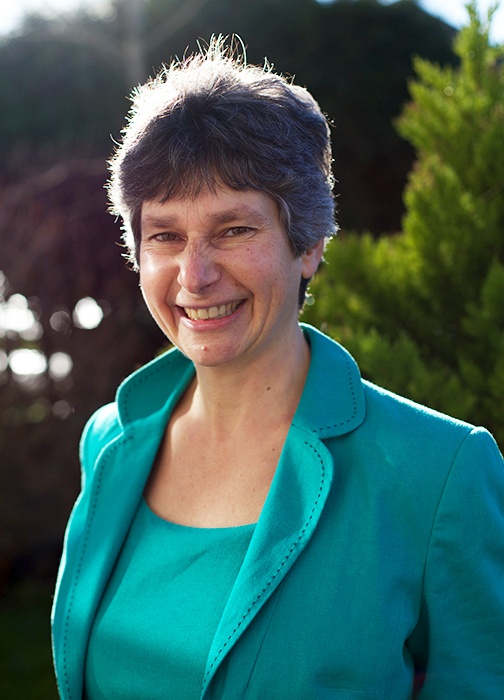 Dr Diana Warner, Green Party candidate for the Filton and Bradley Stoke constituency in the 2015 General Election.