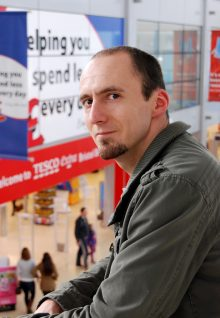 Grzegorz Maniecki: Donated a kidney to a stranger and wants to do more.