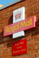 Royal Mail Patchway Delivery Office.