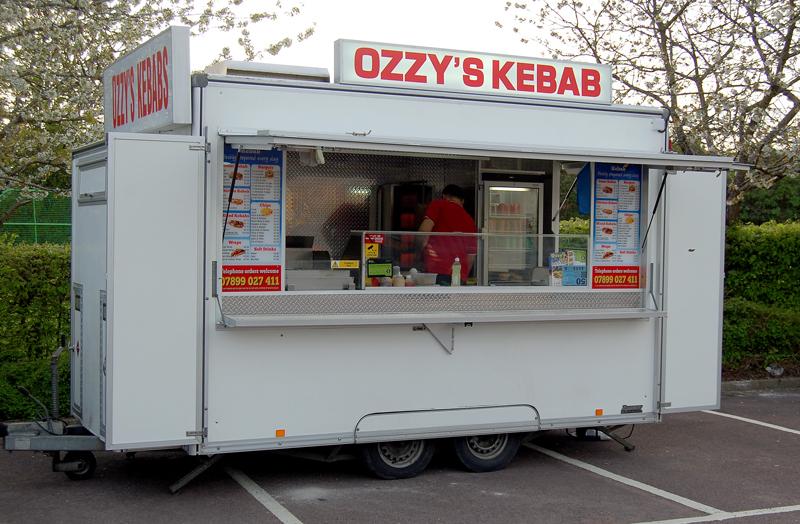 Ozzy's Kebabs, Bradley Stoke, Bristol.