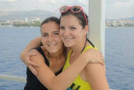 Lenka and Zdenka Stastna.