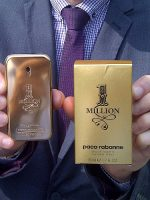 Paco Rabanne 1 Million eau de toilette.