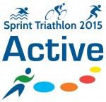 Bradley Stoke Sprint Triathlon 2015 logo.