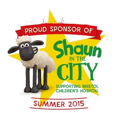 Shaun in the City sponsor.