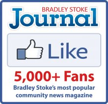 The Bradley Stoke Journal has 5,000 fans on Facebook.