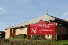 Church of Christ the King, Bradley Stoke, Bristol.