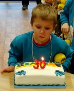 beaver-scouts-30th-anniversary-cake
