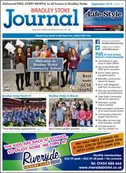 September 2016 edition of the Bradley Stoke Journal magazine.