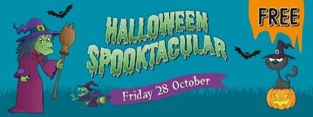 Halloween Spooktacular at the Willow Brook Centre, Bradley Stoke, Bristol.