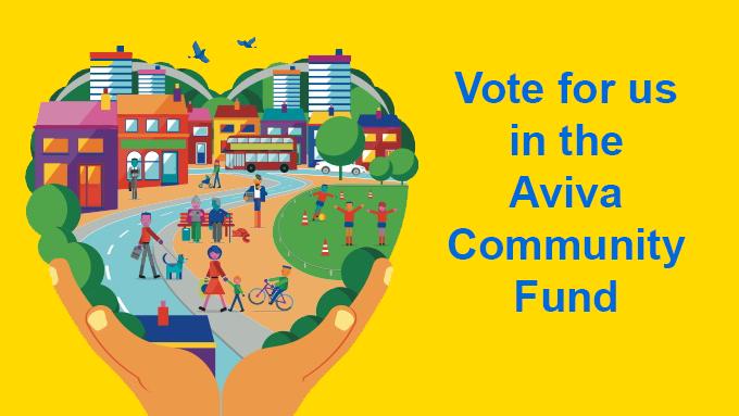 Aviva Community Fund.