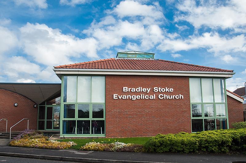Bradley Stoke Evangelical Church, Baileys Court Road, Bradley Stoke, Bristol.
