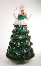 Christmas tree fairy.