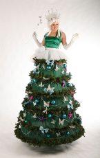 Christmas tree fairy.