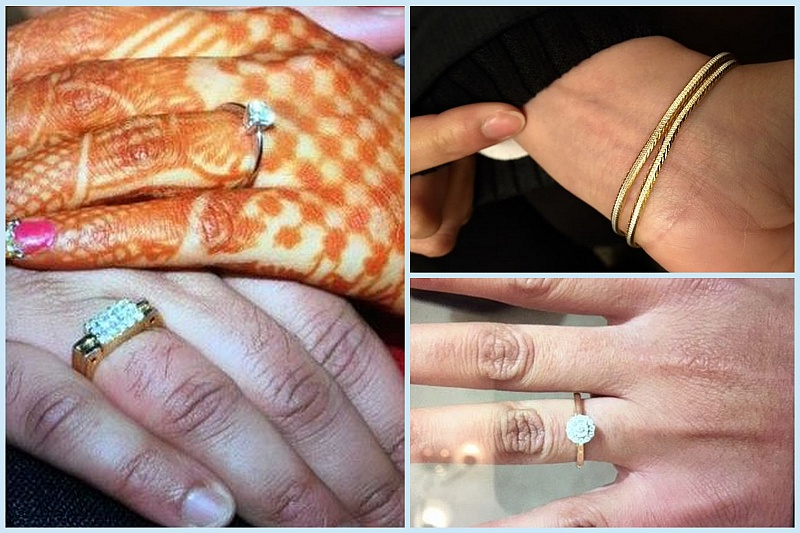 Jewellery stolen in a burglary at a home in Winsbury Way, Bradley Stoke on 16th December 2106.