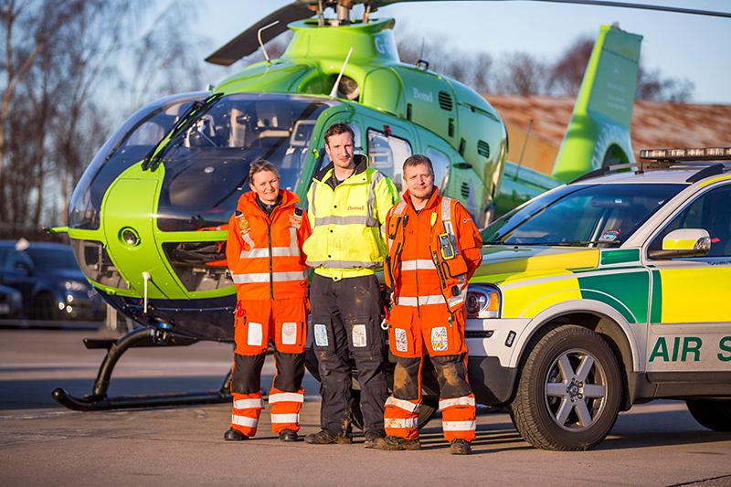 Great Western Air Ambulance Charity.