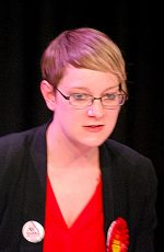 Naomi Rylatt, Labour candidate for the Filton and Bradley Stoke constituency in the June 2017 general election.