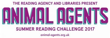 Animal Agents - Summer Reading Challenge 2017.
