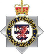 Logo of Avon & Somerset Constabulary.