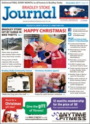 December 2017 issue of the Bradley Stoke Journal magazine.