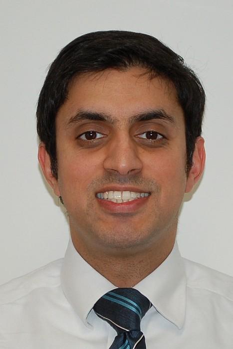Photo of Dr Faisal Siddiqui.
