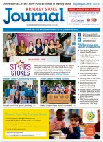 July/August 2018 issue of the Bradley Stoke Journal news magazine.
