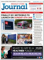 January 2019 issue of the Bradley Stoke Journal news magazine.